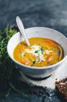 Soups - Potato -  Cilanto Soup