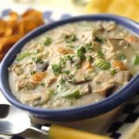 Soups - Mushroom And Barley Soup