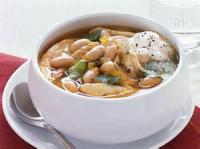 Soups - Southwestern Chicken And Bean Soup