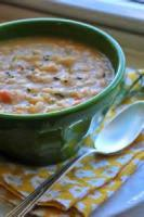Soups - Chicken -  Tuscan Chicken Soup With White Beans And Greens
