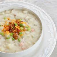 Soups - Ham And Potato Chowder