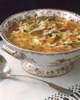Soups - Martha Stewart's Chicken Stock