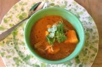 Soups - Chicken -  African Chicken-peanut Soup