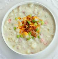 Soups - Creamy Potato Soup