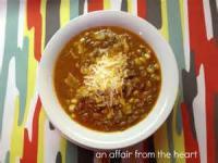 Soups - Enchiladas -  Beef Enchiladas