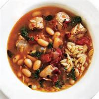 Soups - Tuscan Chicken And White Bean Soup