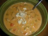 Soups - Chicken -  Buffalo Chicken Soup