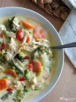 Soups - Chicken -  Country Chicken Minestrone