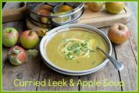 Soups - Curried Apple Soup
