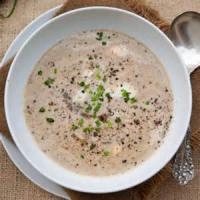 Soups - Mushroom -  Mushroom Bisque