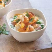 Soups - Farmer's Potato, Onion And Cheese Soup