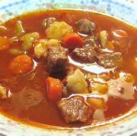 Soups - (gulysaleves) Goulash Soup