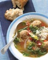 Soups - Italian -  Italian Wedding Soup By Mollyj