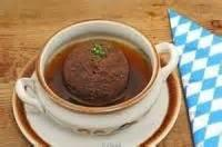Soups - Liver -  Leberknodelsuppe (liver Dumpling Soup)