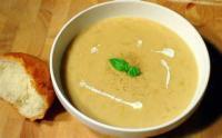 Soups - Onion -  Cream Of Onion Soup