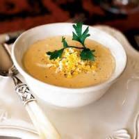 Soups - She Crab Soup