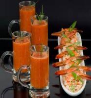 Soups - Spicy Tropical Gazpacho