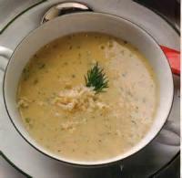 Soups - German Potato Soup