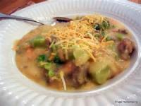 Soups - Potato -  Mashed Potato Chowder