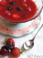 Soups - Scandinavian Fruit Soup