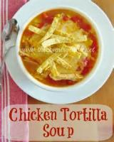 Soups - Chicken -  Crock Pot Country Chicken Soup