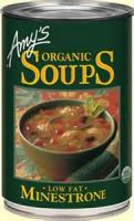 Soups - Combination -  Hearty Minestrone
