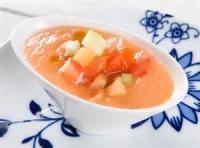 Soups - Fruit -  Cantaloupe Soup