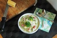 Soups - Ham -  Cheddar Ham Chowder