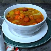 Soups - Hot Dogs -  Hot Dog Soup