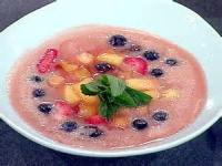 Soups - Fruit -  Summer Fruit Soup
