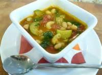 Soups - Hearty Minestrone Soup