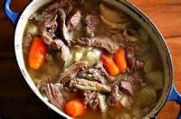 Soups - Lamb -  Irish Soup