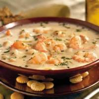 Soups - Potato -  Chile-cheese Chowder