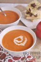 Soups - Roasted Red Pepper Soup