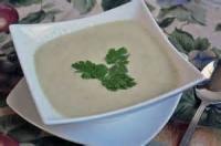 Soups - Vegetable -  Cream Of Cilantro Soup