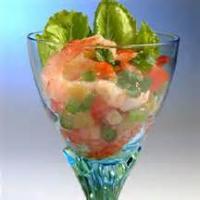 Southwestern - Appetizer -  Fiesta Shrimp Appetizers