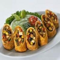 Southwestern - Appetizer -  Miniature Tex-mex Eggrolls