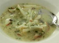 Soups - Dill Pickle Soup
