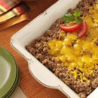 Southwestern - Appetizer -  Cheese And Chile Beef Dip