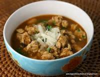 Southwestern - Chili -  Chicken Chili Verde