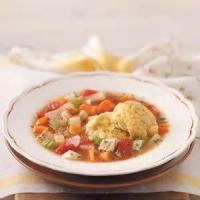 Soups - Turkey -  Turkey Soup With Danish Dumplings