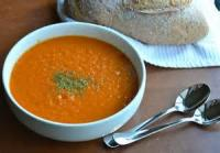 Soups - Carrot, Red Pepper And Orange Soup