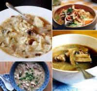 Soups - Turkey Stock