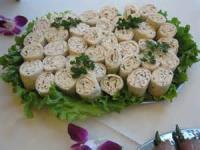 Southwestern - Appetizer -  Tortilla Roll-ups