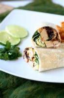 Southwestern - Chicken -  Southwest Chicken Wraps