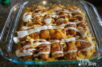 Southwestern - Chicken -  Southwestern Casserole