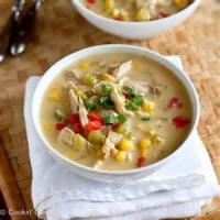 Soups - Turkey -  Turkey Corn Chowder