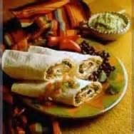 Southwestern - Appetizer -  Mexican Roll-ups