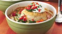 Southwestern - Southwestern Chicken Pot Pie