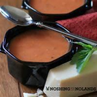 Soups - Vegetable -  5 Quart Crockpot Vegetable Soup